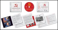 Comrade Rockstar Studio Cast CD